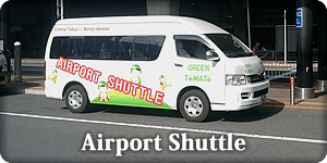 Por Service Transfer From Narita Airport To Hotels In Central Tokyo