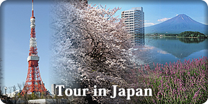 Tour in Japan